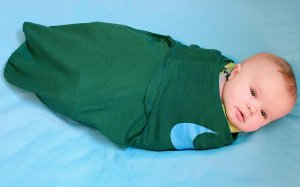DIY T-Shirt Swaddler