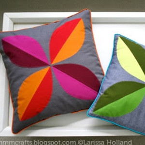 Eye-Catching Throw Pillow