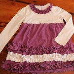 Girl's Ruffle Dress
