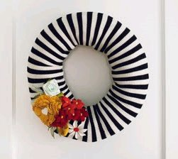 Plush Wreath