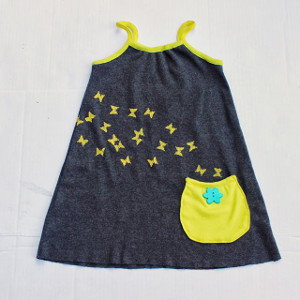 Pocket Full of Butterflies Dress