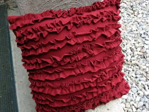 Ruffle Pillow Tutorial (pg. 5)