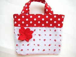 Adorable Reversible Bag for Girls