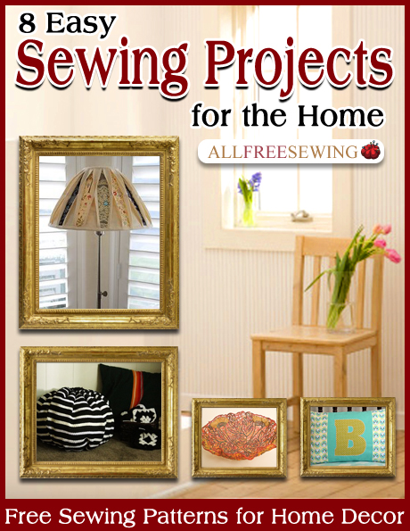 How to Decorate Your Dorm Room with 21 Sewing Ideas | AllFreeSewing.com