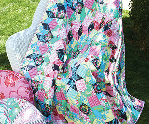 Beauty Queen Starburst Quilt