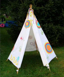 Child's Outdoor Tent
