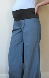 Converted Maternity Pants