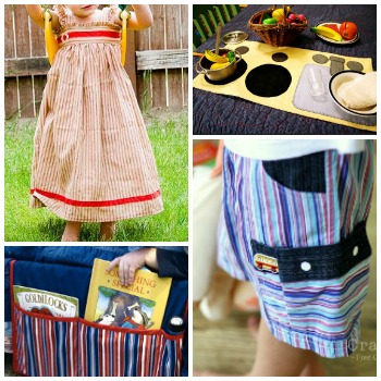 6 Easy Kids Sewing Projects + 7 New Sewing Projects for Kids ...