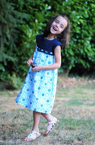 First Day Of School Play Dress Allfreesewing Com