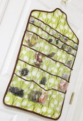 Hanging Jewelry Holder AllFreeSewingcom