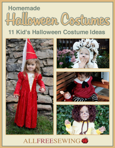 Homemade Halloween Costumes 11 Kids Halloween Costume Ideas Free eBook & Homemade Halloween Costumes: 11 Kids Halloween Costume Ideas Free ...