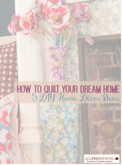 How to Quilt like a Designer: Coats & Clark Sewing and Quilting Inspiration Free eBook