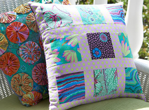 Nine Square Pillow