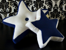 Seeing Stars Pillow Tutorial