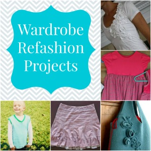 Refashioning and Upcycling