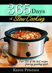 365 Days of Slow Cooking Cookbook Review