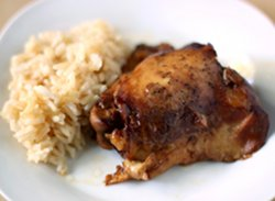 Savory Chicken Adobo