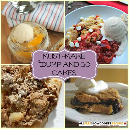 Must-Make Dump and Go Cakes