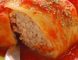 All Day Stuffed Cabbage Rolls for Six