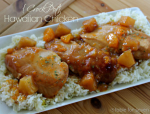 Lazy Hawaiian Chicken