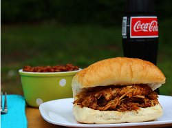 All Day BBQ Pulled Pork