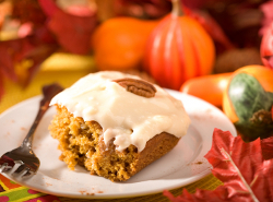 Apple Pumpkin Cake