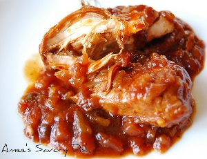 Slow Cooker Barbecue Pineapple Chicken