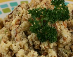 Two-Hour Cornbread Stuffing