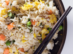 """Fried"" Rice In The Slow Cooker"
