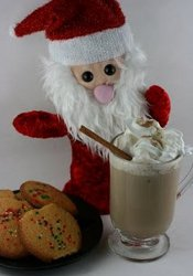 Slow Cooker Gingerbread Latte Recipe