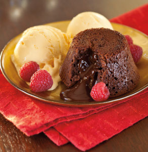 Gooey and Delicious Chocolate Lava Cake