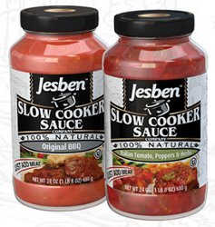 Jesben, The Slow Cooker Sauce Company
