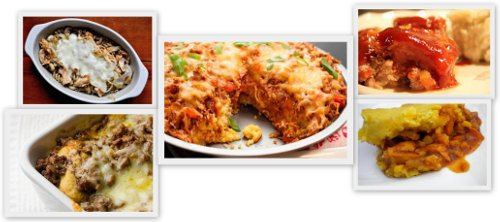 Recipes for BBQ Casseroles