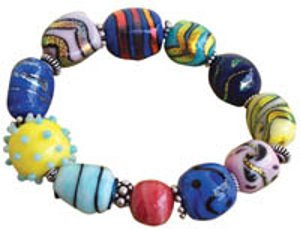 Funky Colored Beads