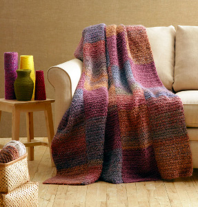 Free Knitted Blanket Patterns For Beginners : The Most Popular Patterns for Afghans: 16 Knit & Crochet Afghan Patterns ...