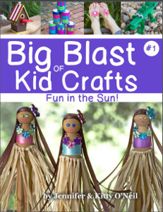 Big Blast of Kid Crafts: Fun in the Sun!