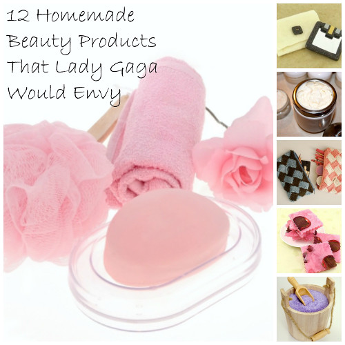 12 Homemade Beauty Products That Lady Gaga Would Envy