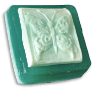 Decorative Butterfly Soap