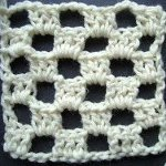Checkerboard Stitch