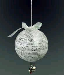 Christmas Carol Ornament