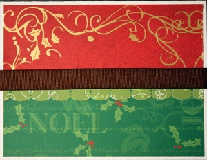 Old Fashioned Merry Christmas Card Favecrafts Com