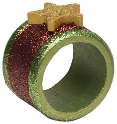 Sparkly napkin Ring