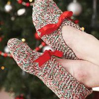 Holiday Slippers