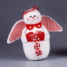 Peppermint Snow Angel