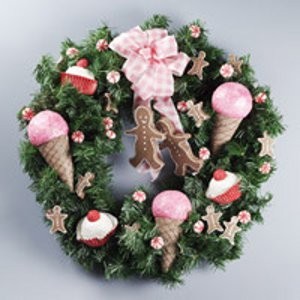 sweet treat wreath