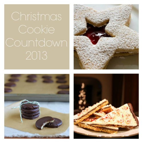Christmas Cookie Countdown 2013