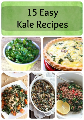 15 Easy Kale Recipes