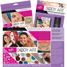 Body Art Paint from Tulip