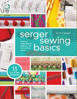 Serger Sewing Basics