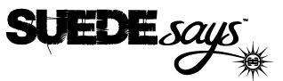 Suede Says logo